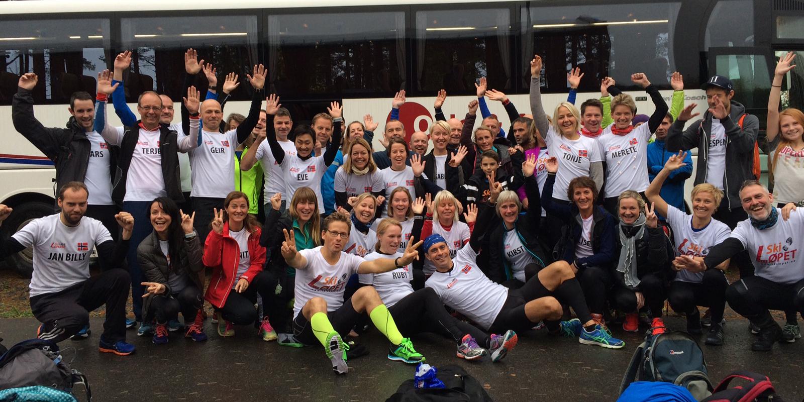 Løpegruppen SkiLøperne er organisert som en frivillig gruppe og er non-profit.